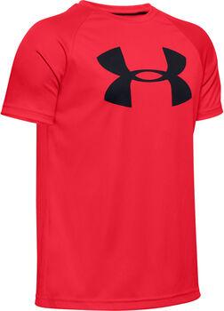 UNDER ARMOUR Fiú-T-shirt piros