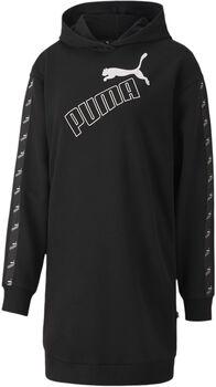 Puma  Amplified Hooded Dressnői kapucnis ruha Nők fekete
