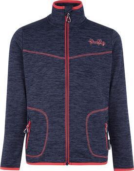 Firefly fleece kabát kék