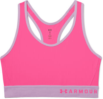 Under Armour Armour®Mid sportmelltartó Nők rózsaszín