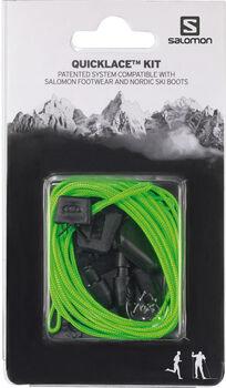 SALOMON Quick Lace Kitjavítókészlet zöld