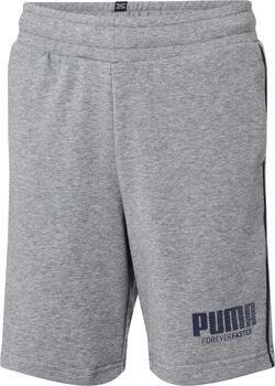 Puma Sweat Short gyerek rövidnadrág Fiú szürke