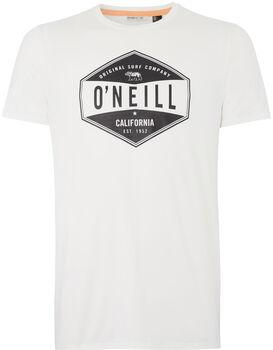 O'Neill Surf Company férfi UV szűrős póló Férfiak fehér
