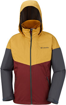 Columbia Inner Limits férfi kabát Férfiak barna