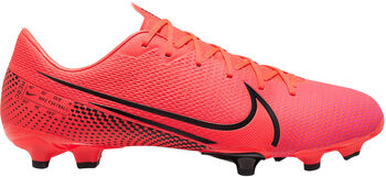 Nike Vapor 13 Academy FG/MG felnőtt stoplis focicipő Férfiak piros