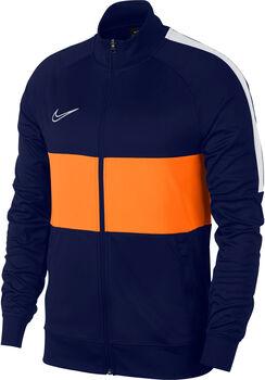 Nike Dri-FIT AcademySoccer Jacket Férfiak kék