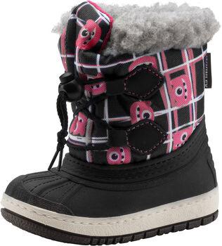 McKINLEY Loupi II gyerek téli cipő fekete