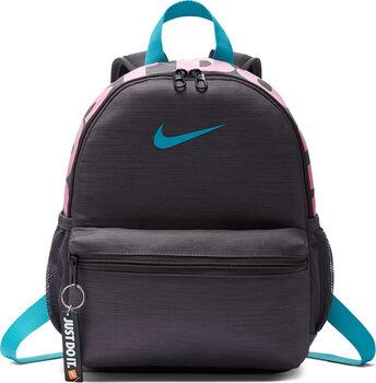 Nike Y Brasilia JDI Mini hátizsák szürke