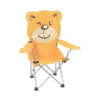 NOBRAND Animal összecsukható szék barna