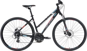"""GENESIS SX Pro 28"""" női cross kerékpár Nők fekete"""