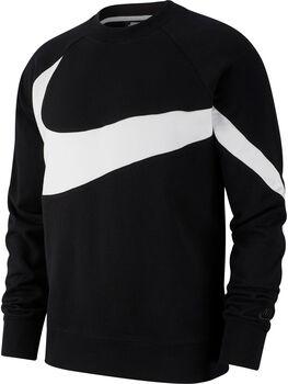 Nike  Nsw Hbr Crw Ft Stmt Férfiak fekete