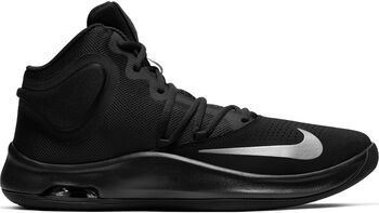 Nike Air Versitile IV NBK kosárlabdacipő Férfiak fekete