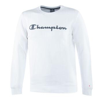 Champion Crewneck férfi pulóver Férfiak fehér