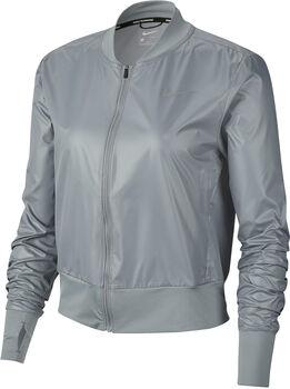 Nike W Nk Jkt Swsh Run női dzseki Nők szürke