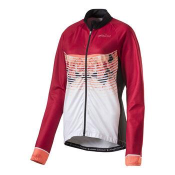 NAKAMURA  Calaisnői kerékpáros trikó Nők piros