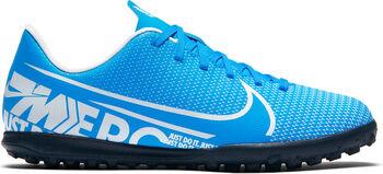 Nike  Vapor 13 Club TF Jr.gyerek mûfüves cipő kék