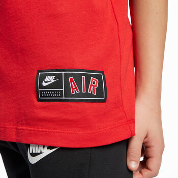 Nike Sportswear Big Kids gyerek póló Fiú piros