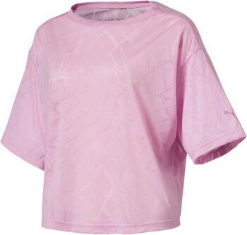 Puma Show Off női póló Nők rózsaszín