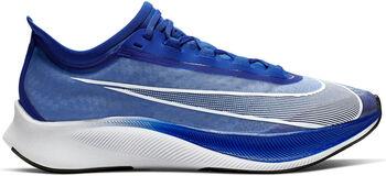 Nike Zoom Fly 3 férfi futócipő Férfiak kék