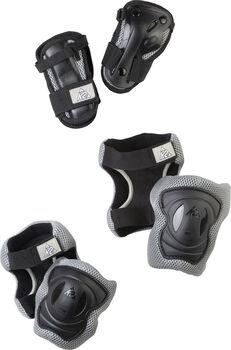 K2 Ux.-Védőszett EXO ADULT fekete