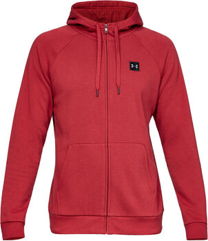UNDER ARMOUR Rival Fleece Férfiak piros