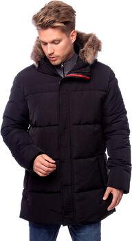 Heavy Tools Nodek férfi kabát Férfiak fekete