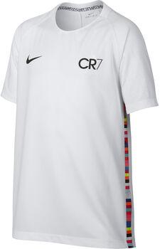 Nike Dri-FIT SS Soccer gyerek póló Fiú fehér