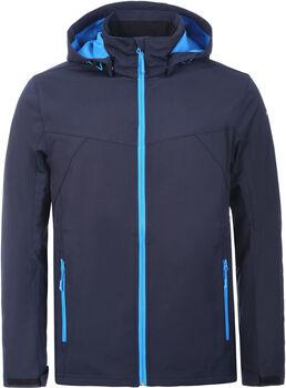 Icepeak Biggs férfi softshell kabát Férfiak kék