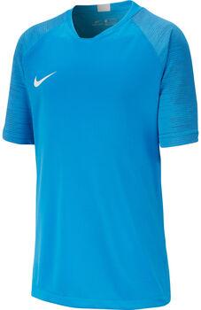 Nike Breathe Strike SS gyerek póló Fiú kék