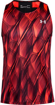 Under Armour UA M Qualifier ISO-CHILL férfi póló Férfiak piros