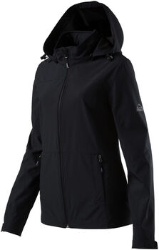 McKINLEY Active Everest 3.3 női softshell kabát Nők fekete