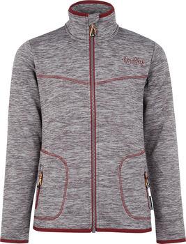 Firefly fleece kabát szürke