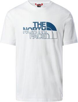 The North Face Campay Tee férfi póló Férfiak fehér