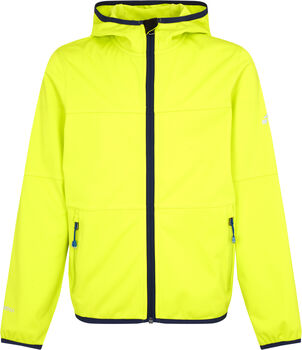 McKINLEY Clement jrs 5.8 fiú softshell kabát sárga