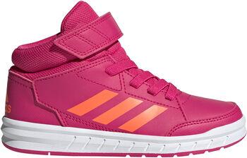 adidas AltaSport Mid K gyerek sportcipő rózsaszín