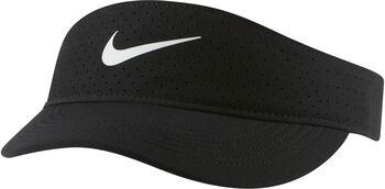 Nike Court Advantage Visor női teniszsapka fekete