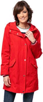 Heavy Tools Nuvolo női átmeneti kabát Nők piros