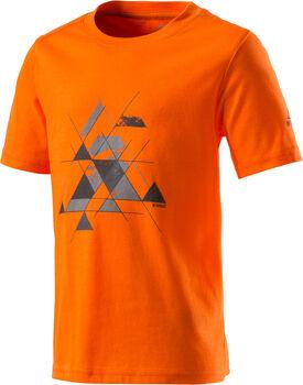 McKINLEY Ziya UPF15 gyerek póló Fiú narancssárga