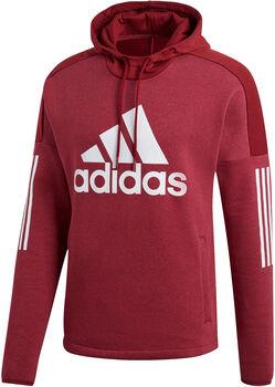 ADIDAS M SID Logo PO FL férfi kapucnis felső Férfiak piros