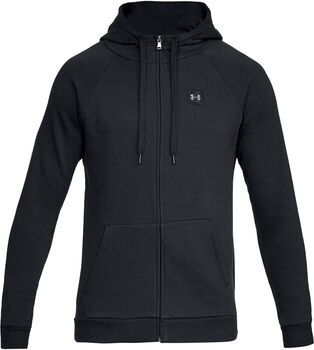 UNDER ARMOUR Rival Fleece Férfiak fekete