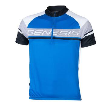 GENESIS Demonte férfi kerékpáros mez Férfiak kék