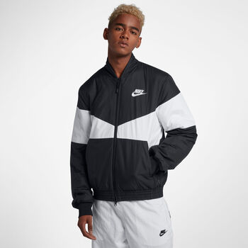 Nike Fill Bomber férfi kabát Férfiak fekete