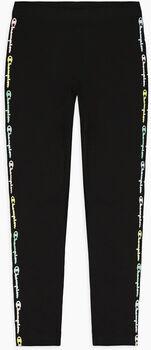 Champion Crop Leggings női legging fekete