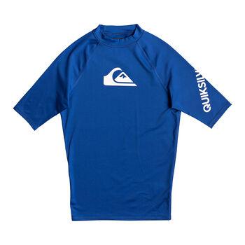 QUIKSILVER All Time SS kék