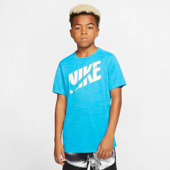 Nike Big Kids' SS gyerek póló Fiú kék