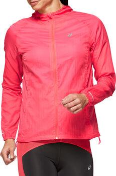 Asics Packable Jkt női futókabát Nők rózsaszín