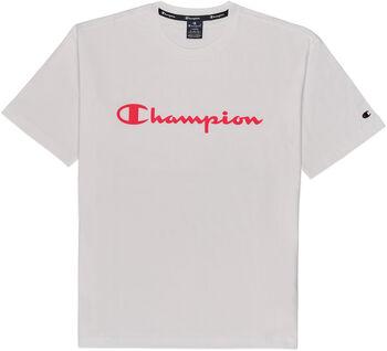 Champion Crewneck T-Shirt Férfiak törtfehér