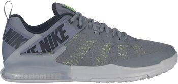 Nike Zoom Domination TR 2 férfi fitneszcipő Férfiak szürke