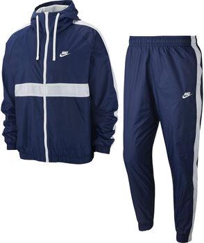 Nike Hooded Trk férfi melegítő Férfiak kék