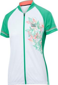 NAKAMURA Női-Kerékp.trikó Nők zöld